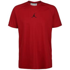 Air T-Shirt Herren, dunkelrot / schwarz, zoom bei OUTFITTER Online