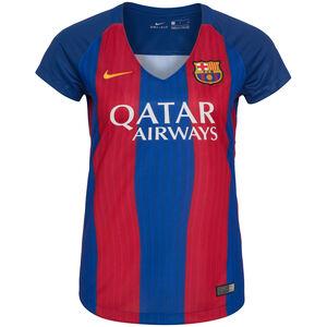 FC Barcelona Trikot Home Stadium 2016/2017 Damen, Blau, zoom bei OUTFITTER Online