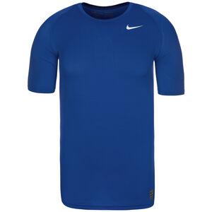 Pro Dry Compression Trainingsshirt Herren, Blau, zoom bei OUTFITTER Online