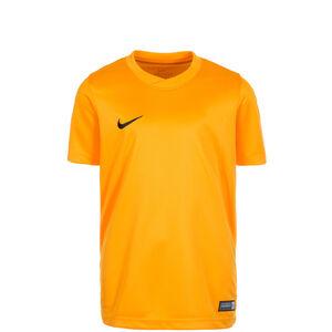 Park VI Fußballtrikot Kinder, gelb / schwarz, zoom bei OUTFITTER Online