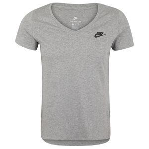 V-Neck T-Shirt Damen, grau, zoom bei OUTFITTER Online