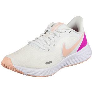 Revolution 5 Laufschuh Damen, beige / pink, zoom bei OUTFITTER Online
