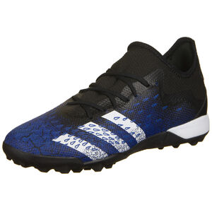 Predator Freak .3 L TF Fußballschuh Herren, schwarz / blau, zoom bei OUTFITTER Online