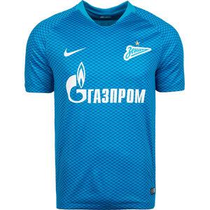 Zenit St. Petersburg Trikot Home Stadium 2018/2019 Herren, Blau, zoom bei OUTFITTER Online