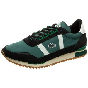 Partner Retro Sneaker Herren, dunkelgrün / weiß, zoom bei OUTFITTER Online