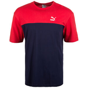 Archive Retro T-Shirt Herren, Blau, zoom bei OUTFITTER Online