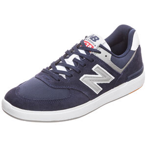 AM574-NYR-D Sneaker, dunkelblau, zoom bei OUTFITTER Online