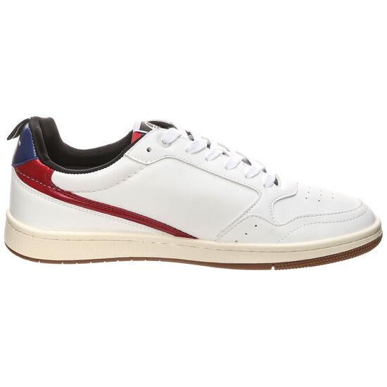 Jill CLS Sneaker, weiß / rot, zoom bei OUTFITTER Online