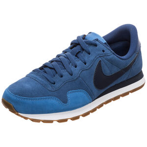 Air Pegasus 83 Leather Herren, blau / weiß, zoom bei OUTFITTER Online