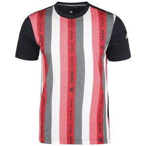 Must Haves T-Shirt Herren, dunkelblau / rot, zoom bei OUTFITTER Online