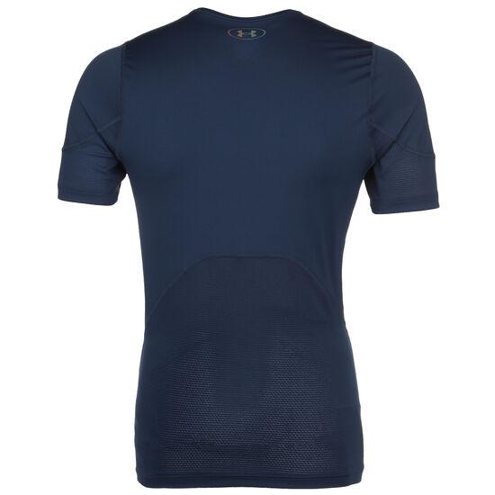 Rush HeatGear 2.0 Trainingsshirt Herren, dunkelblau, zoom bei OUTFITTER Online