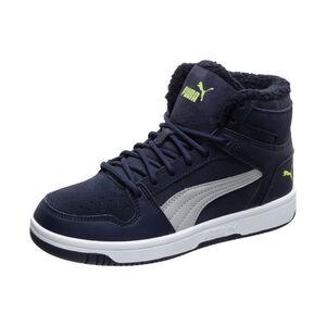 Rebound LayUp SD Fur Sneaker Kinder, blau / weiß, zoom bei OUTFITTER Online