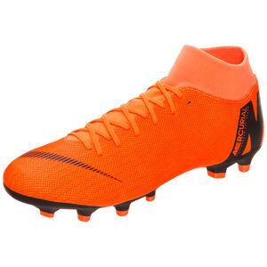 Mercurial Superfly VI Academy DF MG Fußballschuh Herren, Orange, zoom bei OUTFITTER Online