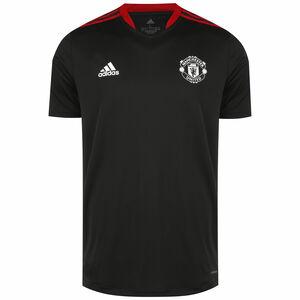 Manchester United Trainingsshirt Herren, schwarz / rot, zoom bei OUTFITTER Online
