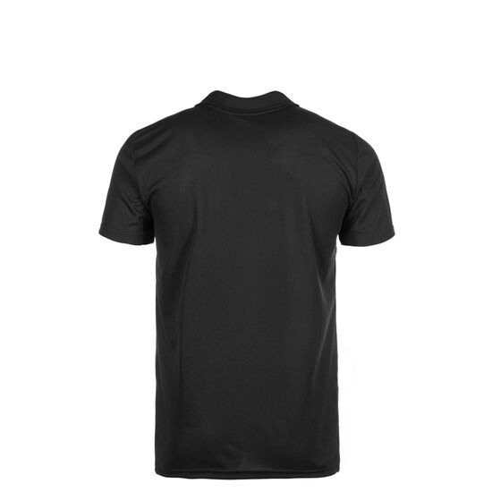 Core 18 Poloshirt Kinder, schwarz / weiß, zoom bei OUTFITTER Online