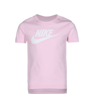 Basic Futura T-Shirt Kinder, rosa / weiß, zoom bei OUTFITTER Online
