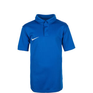 Dry Academy 18 Poloshirt Kinder, blau, zoom bei OUTFITTER Online