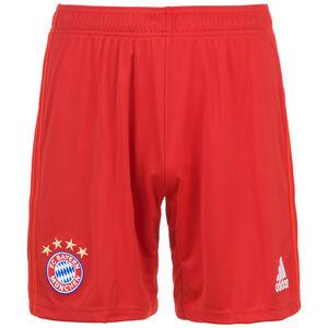 FC Bayern München Short Home 2019/2020 Herren, rot, zoom bei OUTFITTER Online