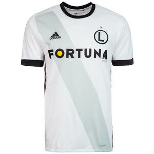 KP Legia Warschau Trikot Home 2017/2018 Herren, Weiß, zoom bei OUTFITTER Online
