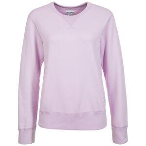 Essentials Crew Sweatshirt Damen, lila, zoom bei OUTFITTER Online