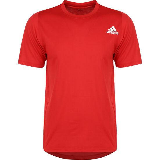 Sport Prime Lite Trainingsshirt Herren, rot, zoom bei OUTFITTER Online