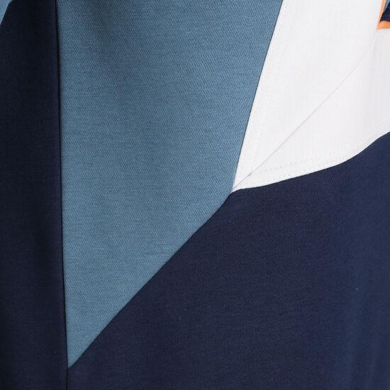 Diamond Cut Sweatshirt Herren, blau / weiß, zoom bei OUTFITTER Online