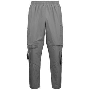 x First Mile 2in1 Woven Laufhose Herren, dunkelgrau, zoom bei OUTFITTER Online