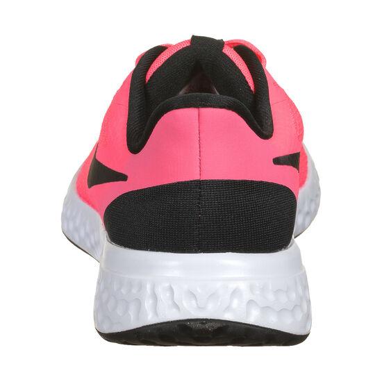 Revolution 5 Laufschuh Kinder, pink / schwarz, zoom bei OUTFITTER Online