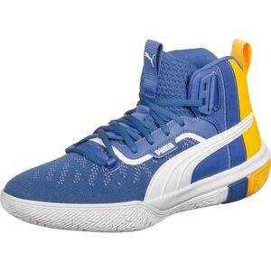 Legacy March Madness Pack Basketballschuhe Herren, blau / gelb, zoom bei OUTFITTER Online