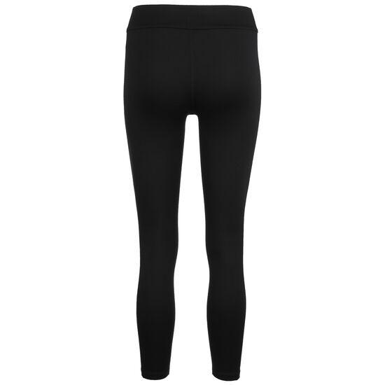Essentials 7/8 Lauftight Damen, schwarz / weiß, zoom bei OUTFITTER Online