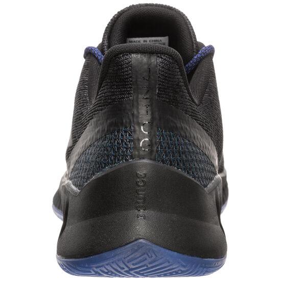 Harden B/E X Basketballschuh Herren, schwarz / blau, zoom bei OUTFITTER Online