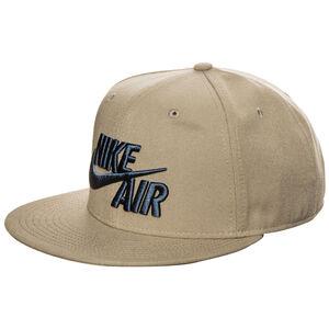 Air True Snapback Cap, braun / blau, zoom bei OUTFITTER Online