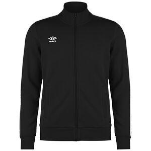 FW Zip Track Trainingsjacke Herren, schwarz / weiß, zoom bei OUTFITTER Online