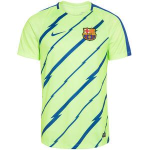 FC Barcelona Dry Squad Trainingsshirt Herren, Grün, zoom bei OUTFITTER Online
