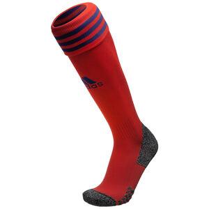 Adi Sock 21 Sockenstutzen, rot / blau, zoom bei OUTFITTER Online