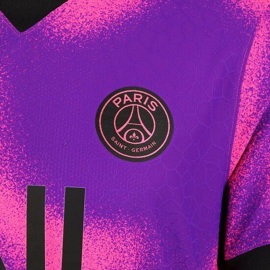 Paris St.-Germain Trikot 4th Vapor Match 2020/2021 Herren, pink / lila, zoom bei OUTFITTER Online