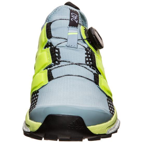Terrex Agravic Boa Trail Laufschuh Damen, grau / gelb, zoom bei OUTFITTER Online