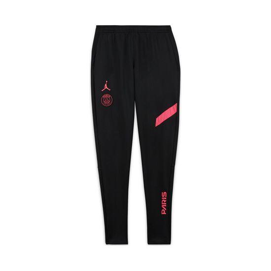 Paris St.-Germain Academy Pro Trainingshose Damen, schwarz / pink, zoom bei OUTFITTER Online