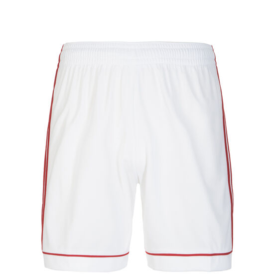 Squadra 17 Short Kinder, weiß / rot, zoom bei OUTFITTER Online