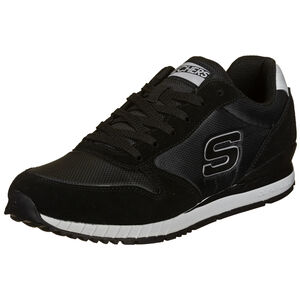 Sunlite Waltan Sneaker Herren, schwarz / weiß, zoom bei OUTFITTER Online