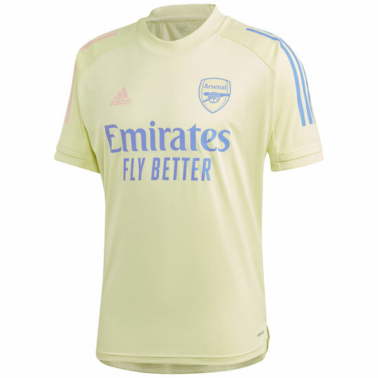 FC Arsenal Trainingsshirt Herren, gelb, zoom bei OUTFITTER Online