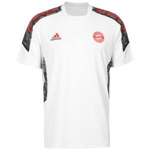 FC Bayern München Trainingsshirt Herren, weiß / rot, zoom bei OUTFITTER Online
