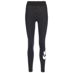 Essential Leggings Damen, schwarz / weiß, zoom bei OUTFITTER Online