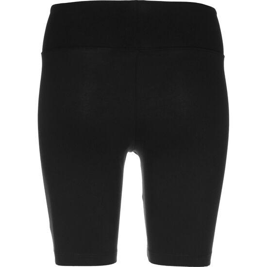 Leg-A-See Bike Short Leggings Damen, schwarz / weiß, zoom bei OUTFITTER Online