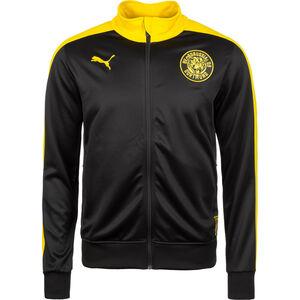 Borussia Dortmund T7 Trainingsjacke Herren, Schwarz, zoom bei OUTFITTER Online