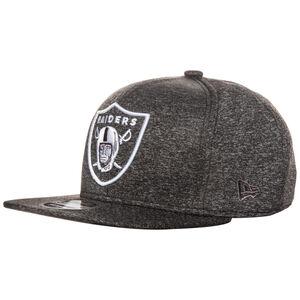 9FIFTY NFL Jersey Tech Oakland Raiders Cap, Grau, zoom bei OUTFITTER Online