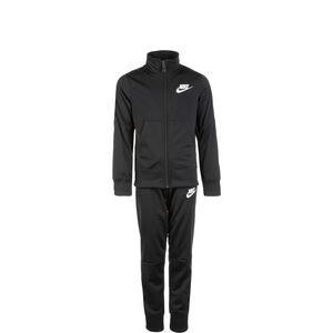 Sportswear Trainingsanzug Kinder, schwarz / weiß, zoom bei OUTFITTER Online
