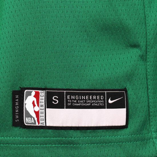 NBA Icon Edition Swingman Jersey #11 Irving Kindertrikot, grün / weiß, zoom bei OUTFITTER Online
