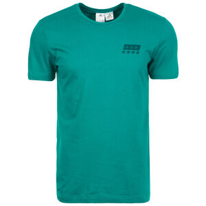 DFB Street Graphic T-Shirt WM 2018 Herren, Grün, zoom bei OUTFITTER Online