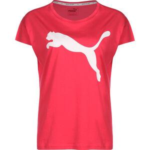 Active Logo T-Shirt Damen, pink, zoom bei OUTFITTER Online